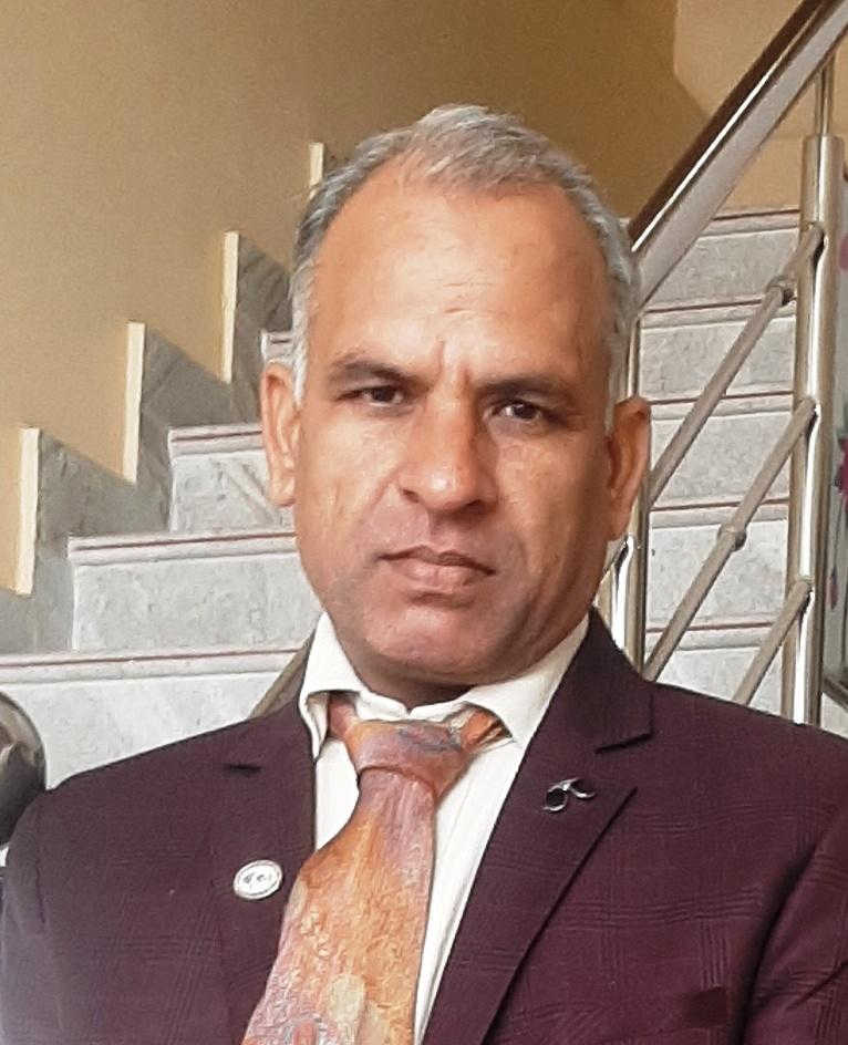 Dr. Mukesh Sharma