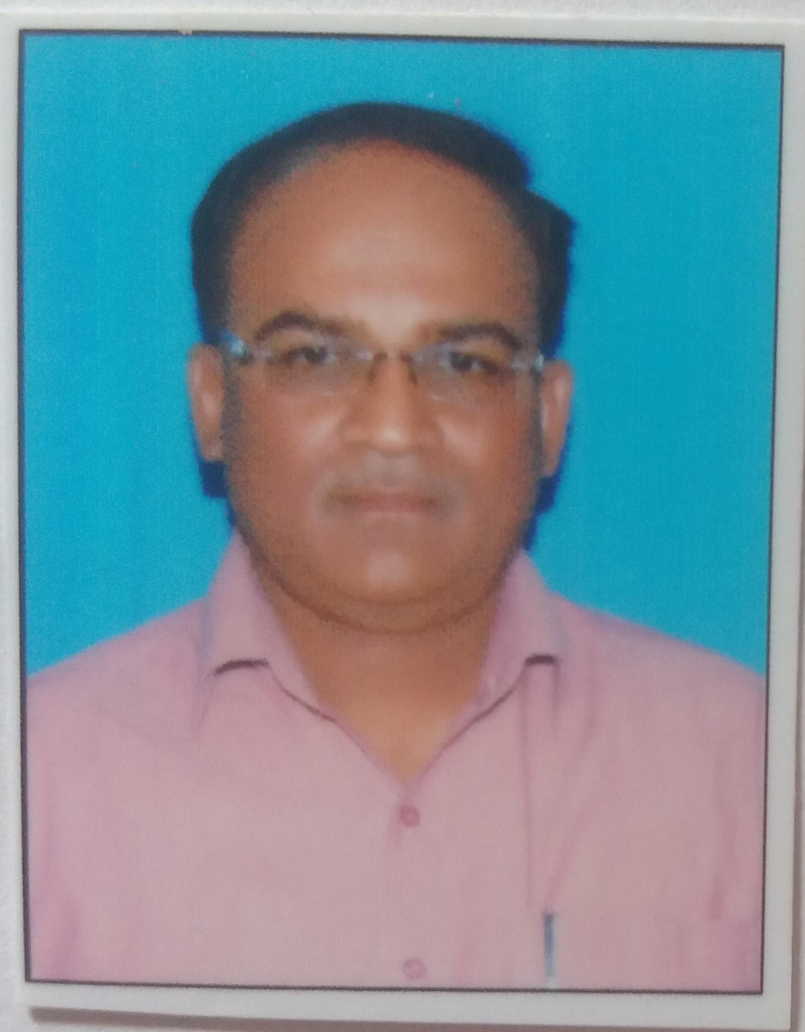 Dhone Appasaheb Sharanappa