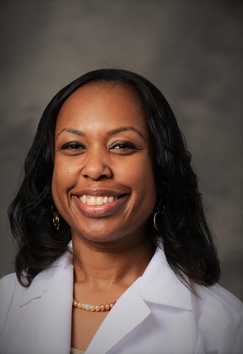 Dr. Kenetra Young